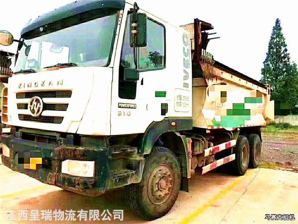 德龍新M3000城市環保車,國四排放,5.8車廂