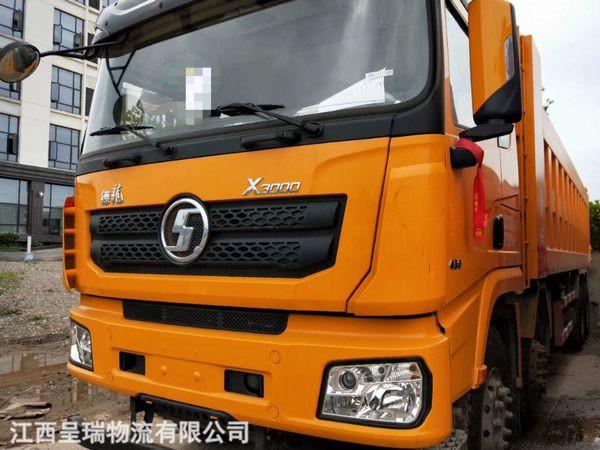 德龍X3000   430濰柴  8.6米貨箱