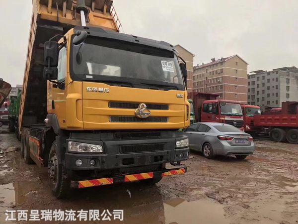 柳汽 國四排放336濰柴12檔變速箱16噸加強北奔橋