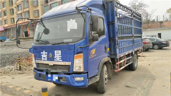 國五藍牌豪沃,160馬力,4.2米長